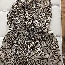 Parker Silk Dress M Photo