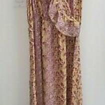 Parker Silk Maxi Dress Womens Size Xsmall Photo