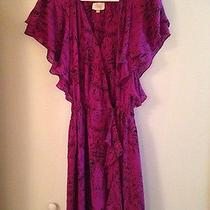 Parker Violet Dress Size M Photo