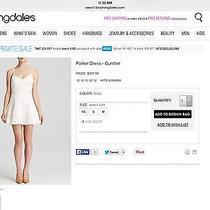 Parker White Dress Photo