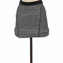 Parker Women Black Casual Skirt Xs Photo