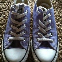 Pastel Purple Converse  Photo