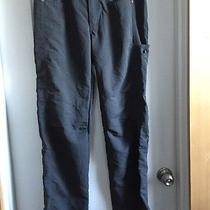 Patagonia Away From Home Pants Woman's Sz 8 Eeuc Ln Gray Sty82165 Fishing/hiking Photo