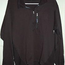 Patagonia Base Layer Jacket  Black Womens L Full Zip Polartec Made in Usa Photo