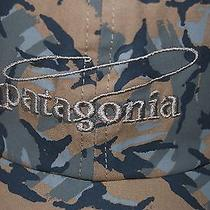 Patagonia Baseball Cap Logo Hat Fishing Fly Fishing Fish Camo Fathers Day Photo