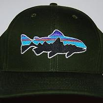 Patagonia Baseball Cap Roger That Hat Fishing Fly Fishing Fish Fathers Day Photo