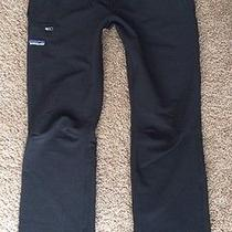 Patagonia Black Simple Guide Lightweight Softshell Pants Women's Size Xs Photo