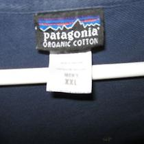 Patagonia Blue Polo Mxxl Photo