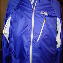 Patagonia Blue Windbreaker Size Large Photo
