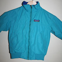 Patagonia Boy's Fleece Lined Jacket Size 4 Photo