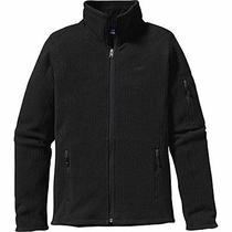 Patagonia Cables Womens Jacket L Black Photo