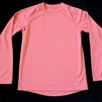 Patagonia Capilene 3 Pink Long Sleeve Shirt Womens Size Xl Base Layer Top  Photo