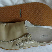 Patagonia Clover Tan Glogs Size 8.5 Photo