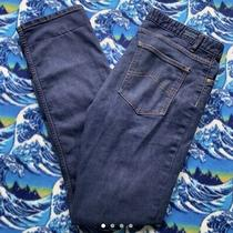 Patagonia Denim Stretch Jeans Womens Size 31 Dark Wash Photo