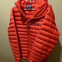 Patagonia Down Sweater Hoody Mens Xl Photo