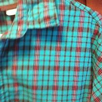 Patagonia Flannel Xl Green Photo