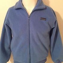 Patagonia Fleece Jacket. Womens Size 8.  Photo