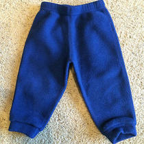 Patagonia Fleece Pants Size 6 Mo Euc Photo