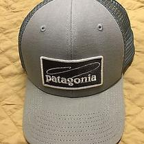 Patagonia Fly Fishing Trucker Hat Vintage Photo