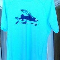 Patagonia Flying Fish T-Shirt Men's Medium Photo