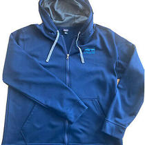 Patagonia Full-Zip Lightweight Hoodie Sweatshirt Navy Blue Xl Photo