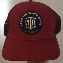 Patagonia Great Pacific Ironworks Trucker Hat -Rare- Photo
