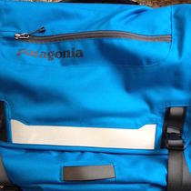 Patagonia Half Mass Messenger Bag  Andes Blue Nwot Photo