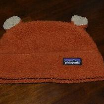 Patagonia - Infant Baby  Bear Ears Beanie-                  See Measurement's- Photo