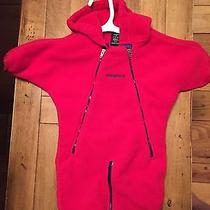 Patagonia Infant Fleece Snow Suit Photo