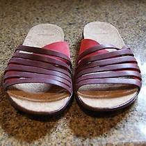 Patagonia Jemison Sandal in Brown and Coral Size 8 Photo