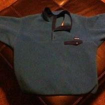 Patagonia Large Blue Polyester Photo