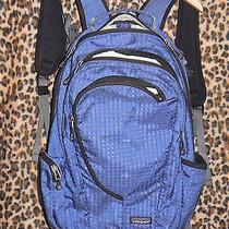 Patagonia Lightwire 25 Backpack Blue - Computer Office Organizer Audio Pockets Photo