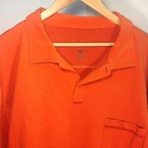 Patagonia Long Sleeve Polo Shirt With Pocket and Elbow Detailing Size Large Photo