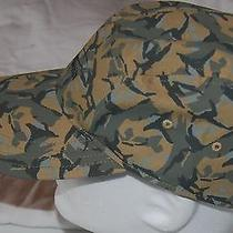 Patagonia Longbill Cap Upf15 Fly Fishing Hat Hiking Hunting Camo Mens S Sale Photo