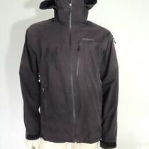 Patagonia Men's Black Powder Bowl Jacket Gore Tex 31400 Chest Logo Size Xs Photo
