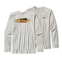 Patagonia Men's Graphic Tech Fish Tee Photo