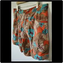 Patagonia Men's Hawaiian Print Shorts Size 38 Excellent Condition Photo