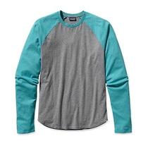 Patagonia Men's Long-Sleeved Daily Raglan Tee Photo