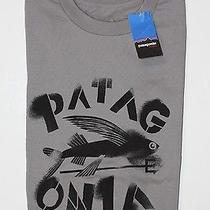 Patagonia Men's Painted Flying Fish Gray - Small Photo