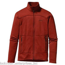 Patagonia Men's R1 Full-Zip Jacket - Xxl - Red Clover - New W/tags Photo