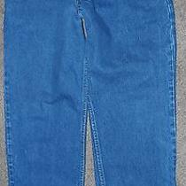 Patagonia Mens 34x32 (Fit 32x32)  Relaxed Fit Button-Fly Organic Jeansusaexc Photo