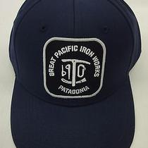 Patagonia Mens Gpiw Kit Roger That Hat Trucker Cap/hat 38011 Navy Blue Photo