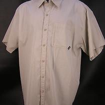 Patagonia Mens Short Sleeve Shirt Extra Large Hiking Camping Fishing Outdoors  Photo