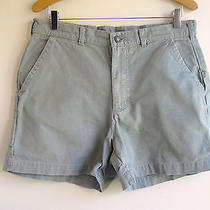 Patagonia Mens Stand-Up Shorts  Organic Cotton Canvas  Size 34 Photo