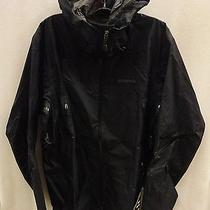 Patagonia Mens Super Cell Jacket 83821 Black Size Extra Large Photo
