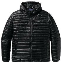 Patagonia Mens Ultralight Down Jacket 84755 Blk Size S Nwt 100% Auth Msrp 279 Photo