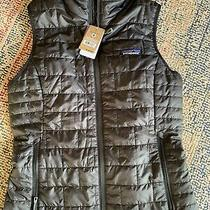 Patagonia Nano Puff Vest - Women's Extra Small Xs  149.00 84247 Black Photo