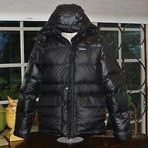 Patagonia Nwt - Men's Wendigo Down Jacket Black-                          Small- Photo