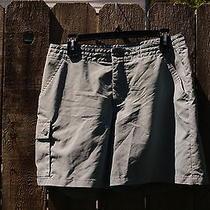 Patagonia Nylon Outdoor Shorts Women's Size 8 Photo