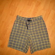 Patagonia Nylon Swim Shorts Swimming Size Mens 32 Photo